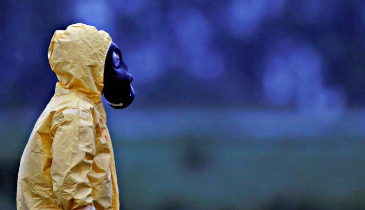 WHO Bilang Orang Sehat Tak Perlu Gunakan Masker, Lalu Sebaiknya Siapa yang Pakai? - Warta Ekonomi