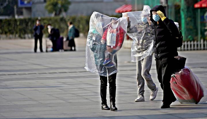 Layanan Konseling Aktif 24 Jam, Warga China Diduga Depresi Lihat Realita Corona - Warta Ekonomi