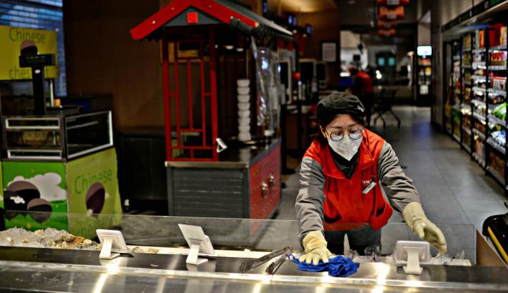 WNI Curi Masker di Hong Kong, Ditangkap Polisi Deh... - Warta Ekonomi