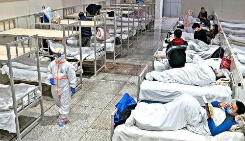 Foto China Nilai 80 Persen Kasus Corona Masuk Kategori Ringan, Kenapa?