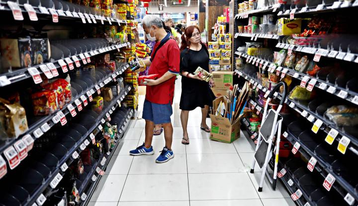 Malaysia Lockdown, Singapura Cemas Kekurangan Bahan Pokok - Warta Ekonomi