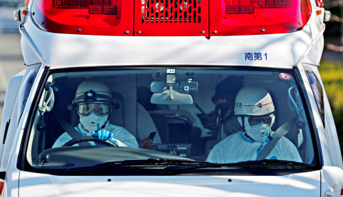 Foto Level Darurat Virus Corona di Sejumlah Wilayah China Dilaporkan Turun