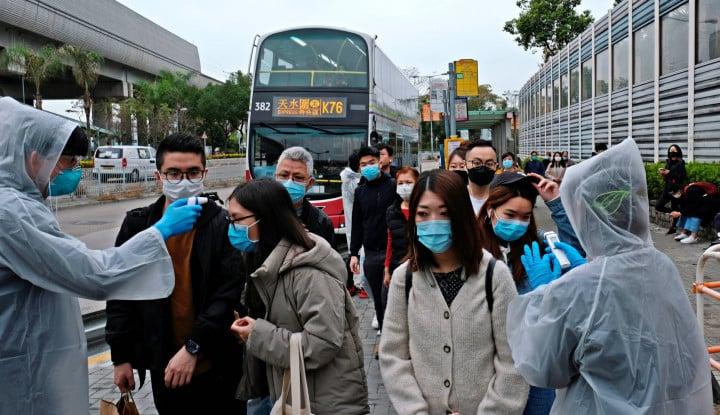 Wisman China Turun, RI Juga Kehilangan Duit 2,8 Miliar Dolar - Warta Ekonomi
