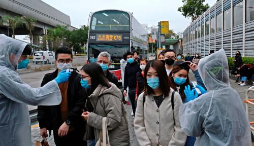 Foto Awas! Jepang Diperingatkan Bisa Jadi Wuhan Kedua, Kenapa?
