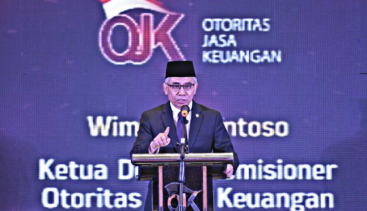 OJK Siapkan Pelaksanaan Subsidi Bunga Bagi UMKM