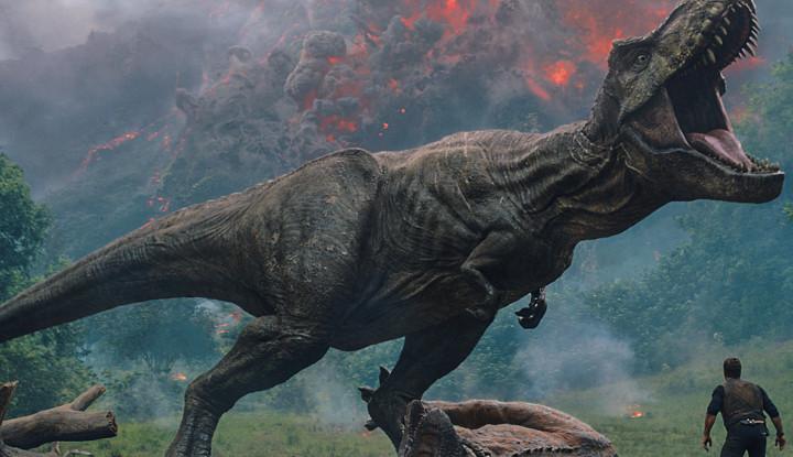 Thanatos, 'Saudara' Dekat Tyrannosaurus Rex Baru Ditemukan Para Paleontolog