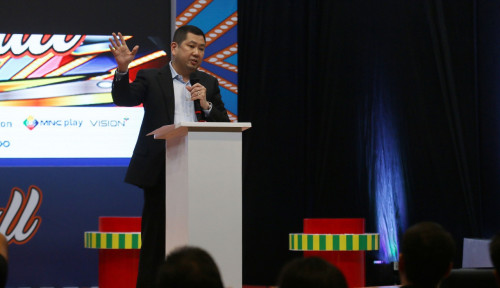 Kata Hary Tanoe Soal Virus Corona yang Gerogoti Pasar Modal