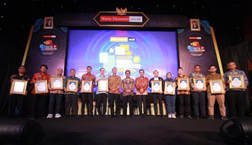 Foto Jadi BUMN Inovatif Ciptakan Efisiensi, Pupuk Indonesia Sabet Penghargaan IDI 2020