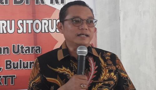 Foto Deddy Sitorus, Anggota Komisi VI DPR: Kementerian BUMN Harus Menjaga Wibawa BUMN