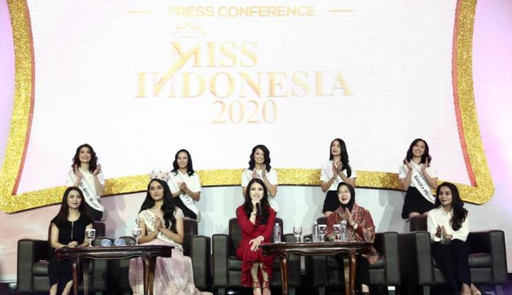 Liliana Tanoesoedinjo Harap Miss Indoensia Bisa Rebut Gelar Miss World - Warta Ekonomi