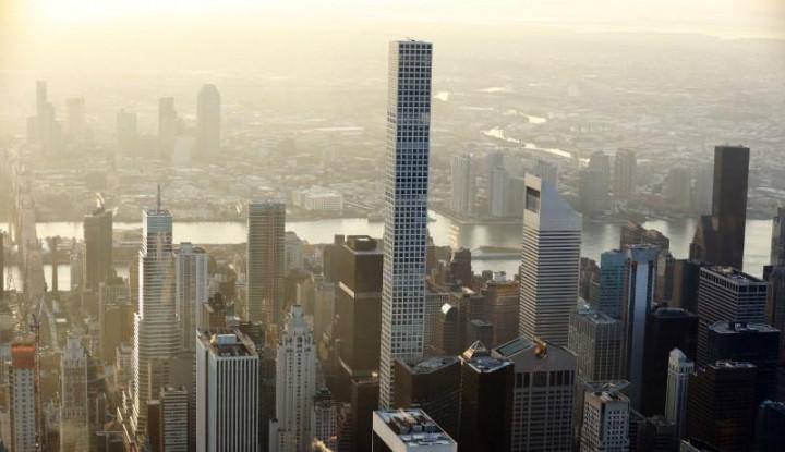 Ibu Kota Baru Akan Dibangun Seperti Manhattan - Warta Ekonomi
