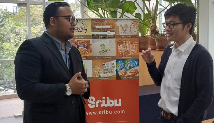 Strategi Bisnis Sribu: Merging Website Hingga Aplikasi - Warta Ekonomi