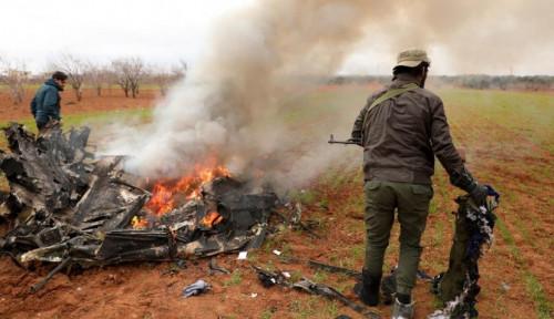 Serangan Udara Jet Tempur AS Hantam Suriah