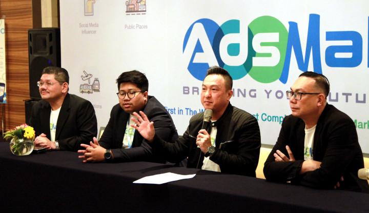 Ads Mall Platform Advertising,  Solusi Yang Transparan. - Warta Ekonomi