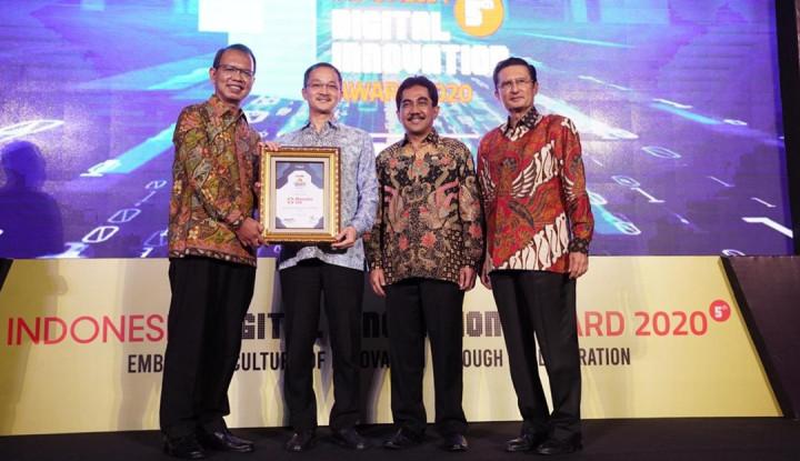 Mantap, Inovasi Digital Bhinneka Life Diganjar Penghargaan - Warta Ekonomi