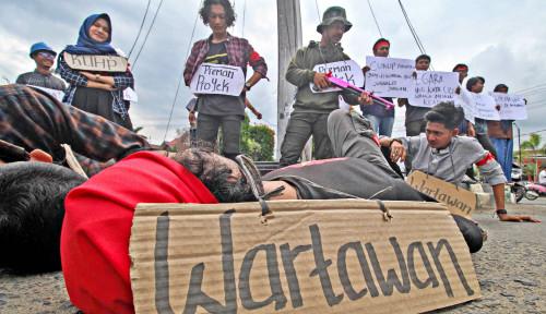 Miris, Wartawan di Jakarta Masih Ada yang Digaji Rp1 Juta Per Bulan
