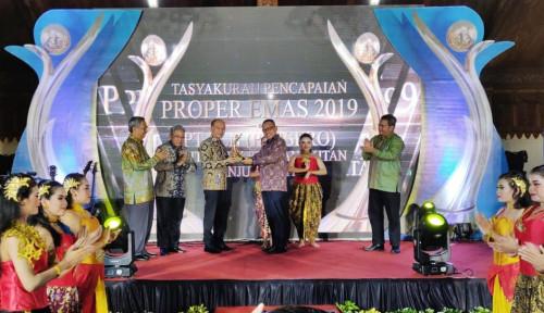 Foto PLTU Tanjung Jati B Akhirnya Dapat Proper Emas