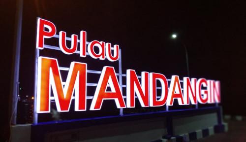 Foto Dongkrak Pariwisata Madura, HCML Bangun Reklame Pulau Mandangin
