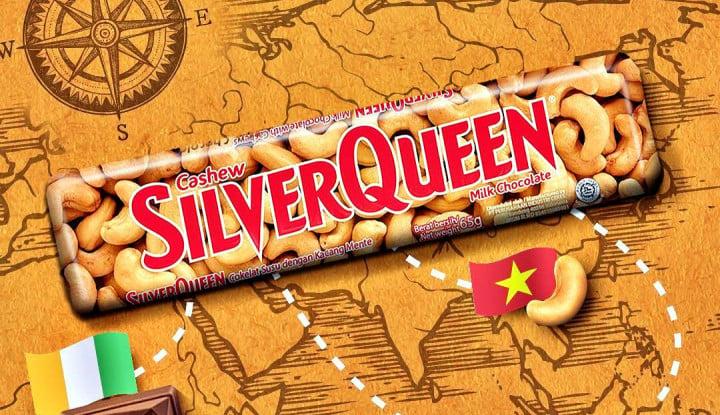 Sejarah SilverQueen, Cokelat Enak Mendunia Buatan Asli Indonesia - Warta Ekonomi
