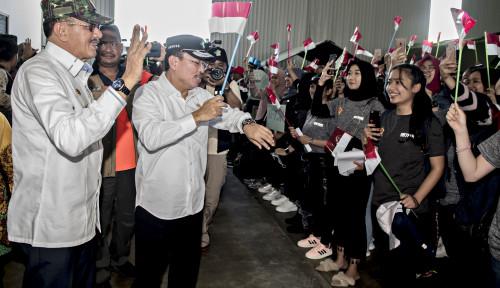 Foto Menkes Minta Doa Warga Indonesia demi Cegah Corona