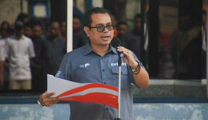 Mantap! Pendapatan Usaha IPCM Bulan Januari Capai Rp58 Miliar - Warta Ekonomi