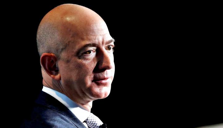 Waduh! Jeff Bezos PHK Puluhan Karyawan Amazon, Ada Apa Nih?