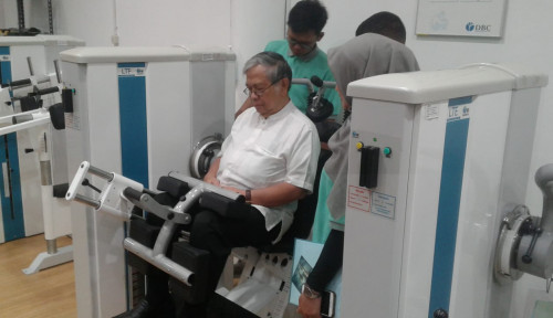 Foto Kesadaran Masyarakat Akan Fisioterapi Tulang dan Otot Masih Rendah