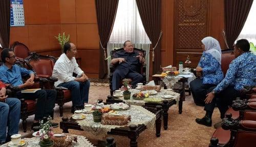 Soal Percepatan Pembangunan di Jatim, Ketua DPD Siap Dukung