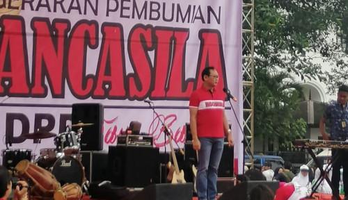 Foto Tokoh Jabar Deklarasi Gerakan Pembumian Pancasila