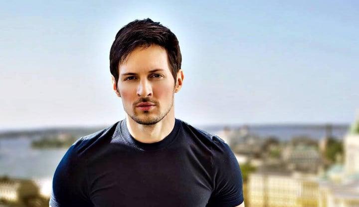 Mengenal Pavel Durov, Pendiri Telegram yang Benci WhatsApp Berharta Rp37 Triliun - Warta Ekonomi