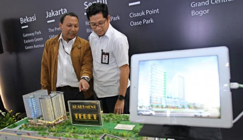 Foto Pemilik LRT City Bersiap Untuk Tawarkan Saham ke Publik