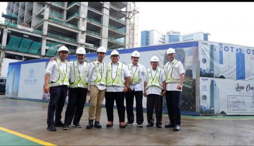 Foto Komisaris PTPP Tekankan Mutu Pekerjaan, Kualitas SDM dan Aspek Keselamatan Kerja
