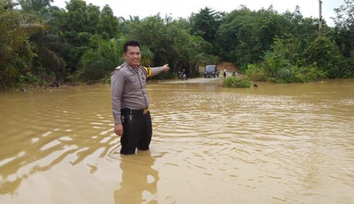 Ternyata Bukan Lokasi Ibu Kota Baru yang Banjir, Tapi... - Warta Ekonomi