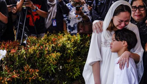 Foto Kenangan Indra Bekti saat Jadi MC Pernikahan Ashraf-BCL