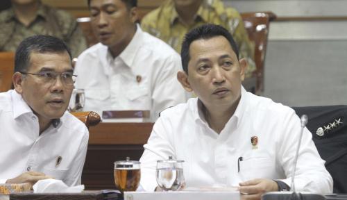 Jalan Jadi Kapolri Gak Mulus, Komjen Listyo Bakal Dijegal Isu..