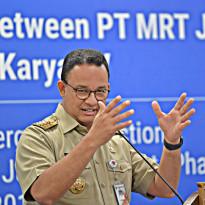 Bantah Mal Jakarta Buka 5 Juni, Gubernur Anies Ngegas: Itu Fiksi!!
