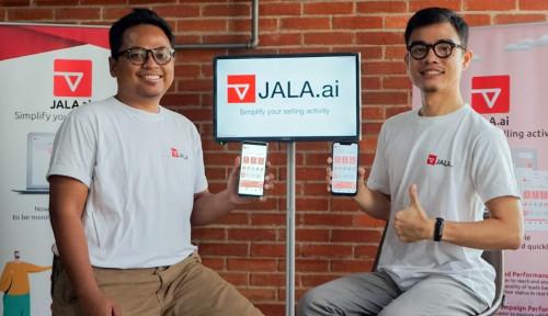 Foto JALA.ai, Aplikasi Pemantau dan Pengukur Channel Penjualan