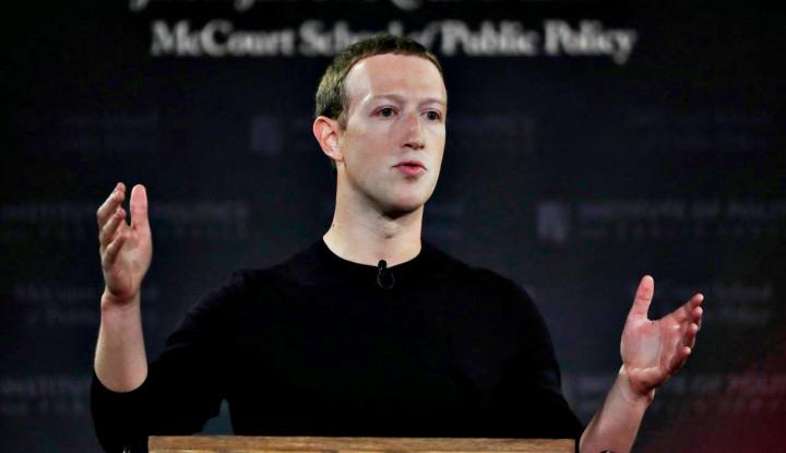 Bos Facebook Sindir Aturan Internet Negeri Tiongkok
