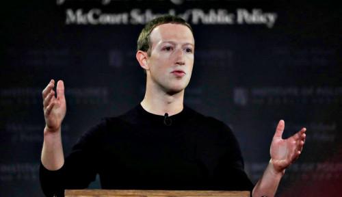 Foto Enak Banget! Mark Zuckerberg Kasih Bonus Rp15 Juta Bagi Karyawan Facebook yang Kerja dari Rumah