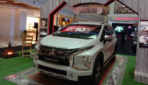 Foto Awal Tahun, Mitsubishi Kenalkan Produk Unggulan di Medan