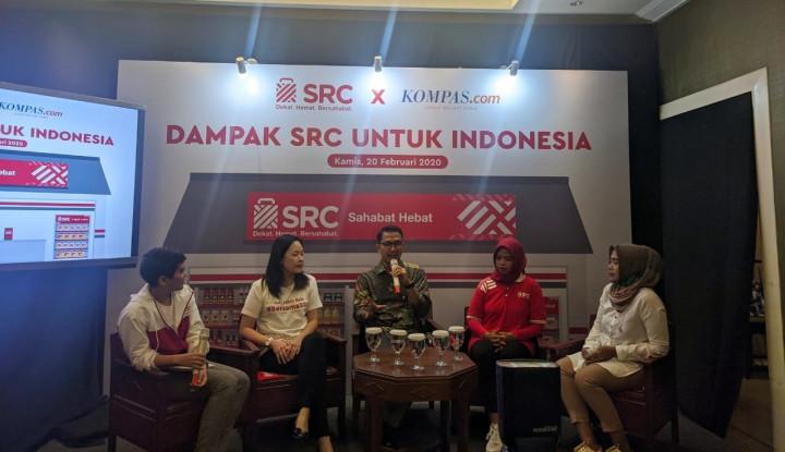 Foto Berita Bukan Bisnis Receh, Toko Kelontong Sumbang Rp69,3 Triliun PDB Ritel Nasional