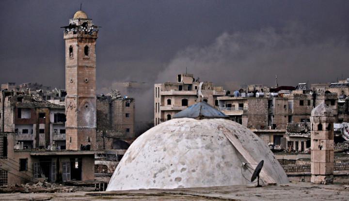 PBB Dorong AS dan Rusia Buka Dialog Perdamaian Konflik Suriah