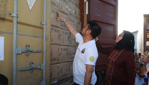 Foto Mentan SYL Dorong Eksportir Hasilkan Produk Pertanian Olahan