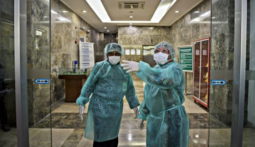 Foto 3 Negara Laporkan Kasus Pertama Infeksi Corona Covid-19