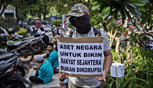 Foto FPI Usul Hukuman Potong Leher ke Koruptor, Alasannya...