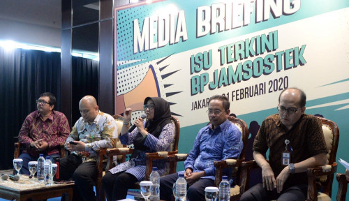 Foto Siap Tampung Dana Pensiun PNS, BPJamsostek Andalkan 'Dilan'