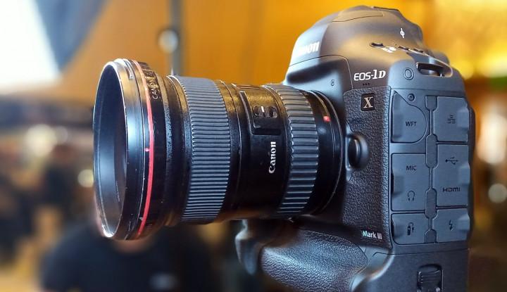 Canon Luncurkan Kamera Baru, Harganya Setara Mobil Seken - Warta Ekonomi