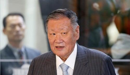 Foto Chung Mong-koo Mundur dari Dewan Direksi Hyundai Motor