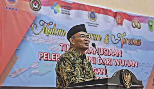 Foto Jutaan WNI Terlunta di Malaysia, Menteri Muhadjir: Kita Harap Mereka Tak Usah Pulang