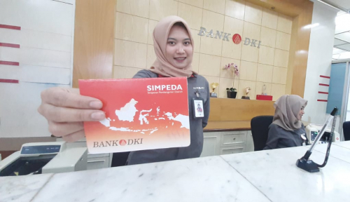 Kinerja UUS Bikin Silau, Bank DKI Terima Penghargaan Anugerah Syariah Award